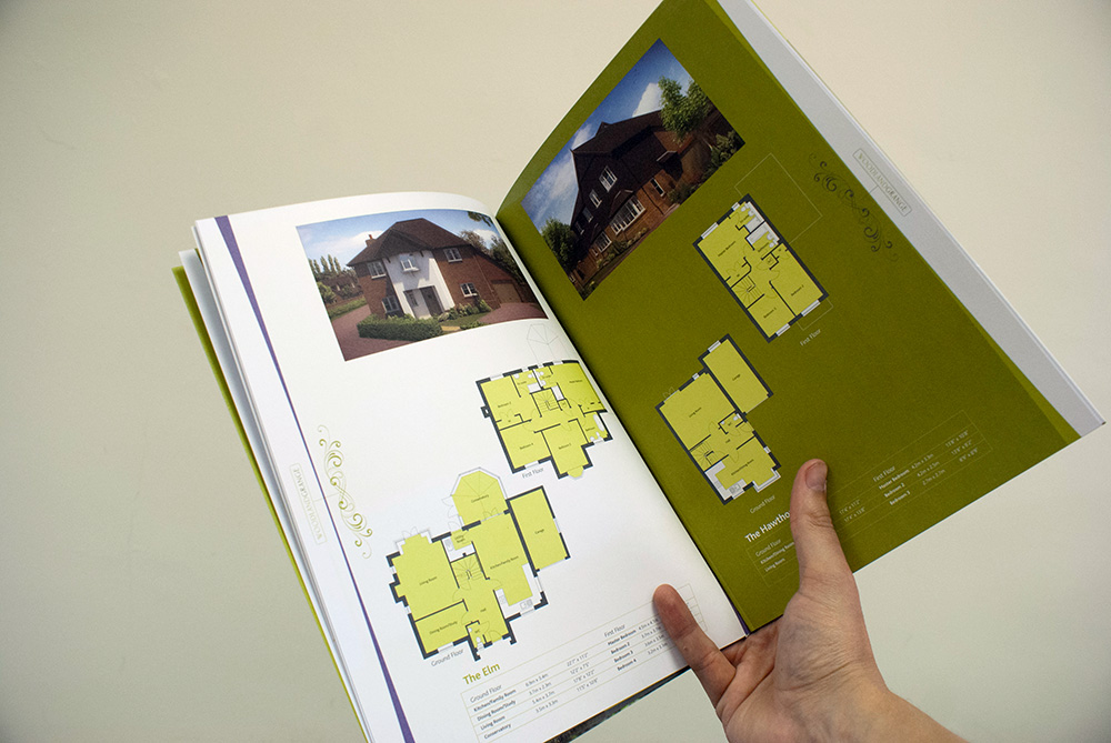 Brochure design west sussex