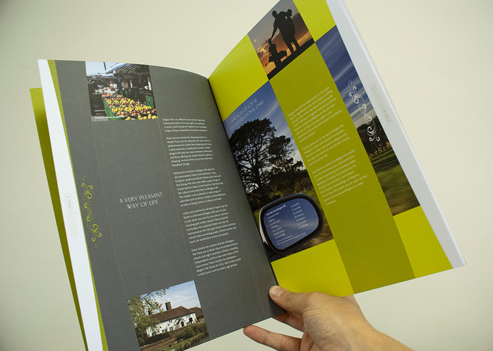 Property Brochure design Surrey