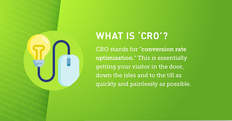 What is CRO? Jargon Buster