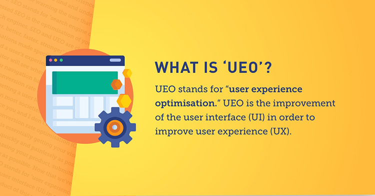 What is UEO? Jargon Buster