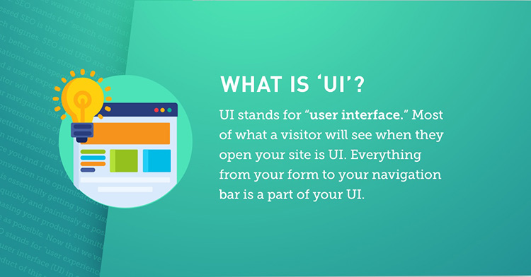 What is UI? Jargon Buster
