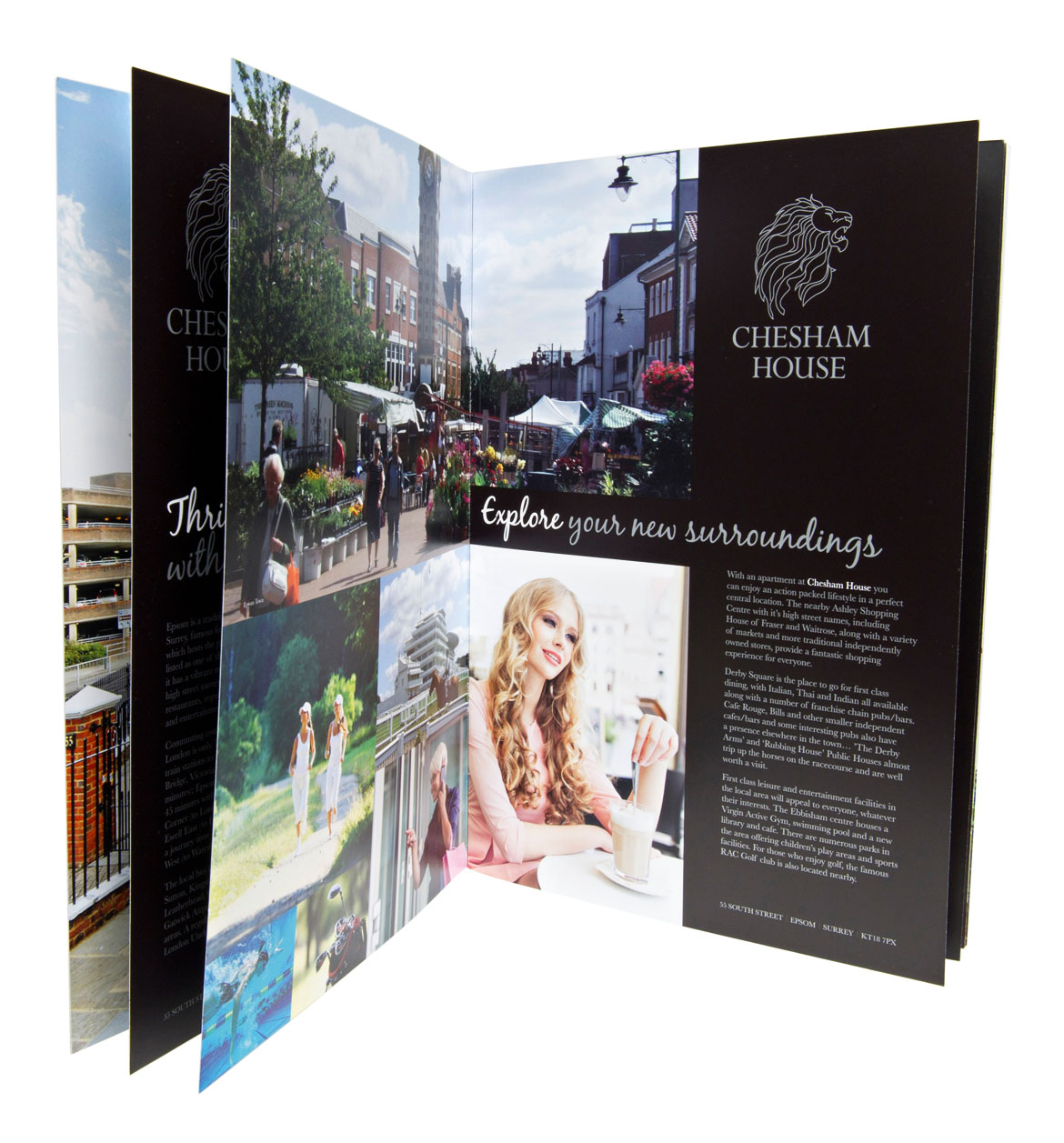 apartment brochure design. Property Branding And Brochure Design For Contemporary Apartments In Woking Apartment