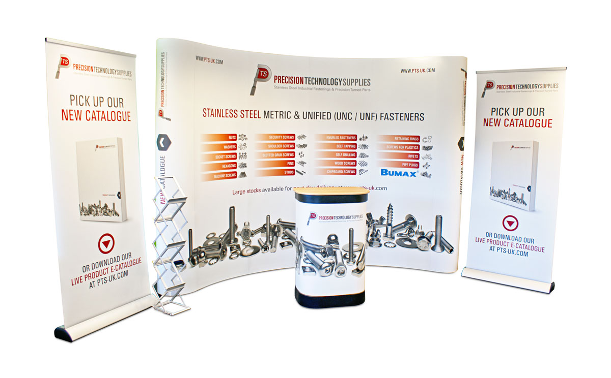 Pop Up Exhibition Stand Design : Pop up stand design for stainless steel exhibition and
